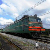 ВЛ11 - 646Б :: Сергей Уткин