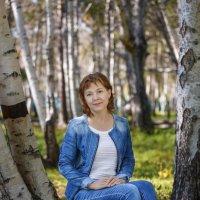 В парке :: Андрей Пугачев