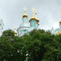 Храмы Смоленска. :: Александр Атаулин