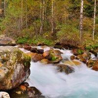 Осень в горах :: Андрей Гомонов