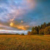 Красивый, осенний вечер... :: Александр Никитинский