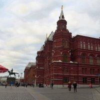 Музей революции :: Вера Щукина