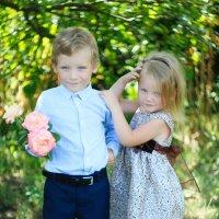 Дети :: Надежда Ясная