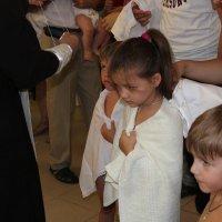 обряд крещения :: игорь