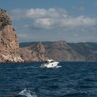 синее черное море... :: Марина Брюховецкая