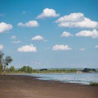 Игрушечные облака :: Ольга Белёва