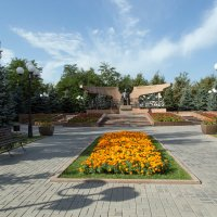 Алматы Парк первого президента Казахстана :: Евгений Мергалиев