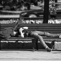 Утомлённый музыкой :: Александр Степовой