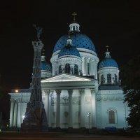 Собор Святой Живоначальной Троицы лейб-гвардии. :: Владимир Питерский