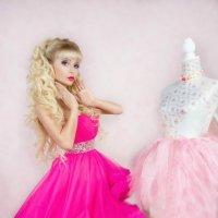 Татьяна Тузова певица актриса модель видеоблогер живая кукла Барби :: Татьяна Тузова