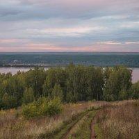 В нежно-розовый вечер :: Владимир Макаров