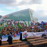 Парад студентов :: arkadii