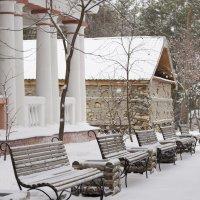 зима за городом :: Ольга Русакова