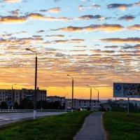 Вечерняя панорама Шумилино-02 :: Анатолий Клепешнёв