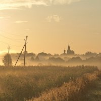 в то утро был туман :: Александр С.