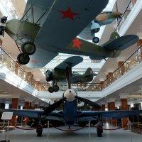 Первым делом - самолеты. ... :: Олег Дейнега