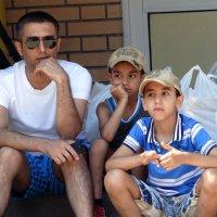 В ожидании такси :: Gudret Aghayev