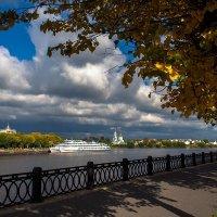 В нашу гавань заходили корабли :: Александр Горбунов
