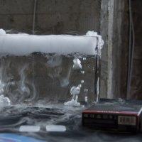 Ни мороз им не страшен ни вода :: Яков Реймер