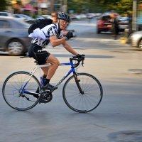Велосипедист :: Игорь Попов