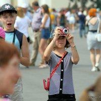 фотографы не зевают :: Олег Лукьянов