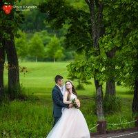 жених и невеста :: Настасья Авдеюк