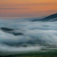Сентябрьский рассвет в Баргузинской долине :: Павел Федоров