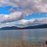 Озеро Оканаган (Канада) :: Dobr