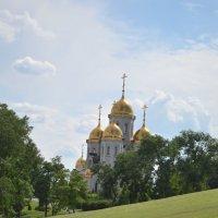 храм в дали :: Ольга Русакова