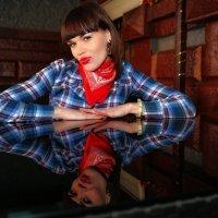 Посиделки в кафе :: Svetlana Larina
