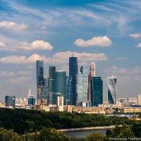 Мегаполис :: Александр Горбунов