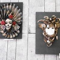 Выставка масок :: татьяна