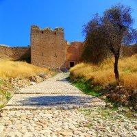Палами́ди — крепость в Нафплионе :: Оля Богданович