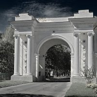 Триумфальная арка. :: Андрий Майковский