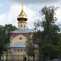 Церковь Покрова Пресвятой Богородицы :: Елена Смолова