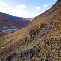 Геолог у рудного тела. :: D. S.