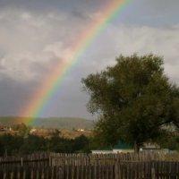 Фото ближе к радуге :: Оксана Романова
