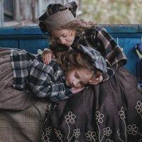 Любимая сестренка :: Ольга Щербакова