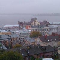 Крыши Нижнего Новгорода :: Татьяна Бондарь