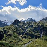 Дигория Таймазинские водопады :: Мария Климова
