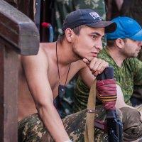 воины Интернационала :: Олег Никитин