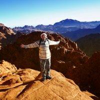 Горы Египта :: михаил шестаков