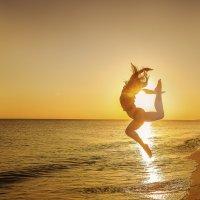 Прыжок в лето :: Ирина