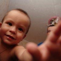 Малыш. :: Олег Шишков