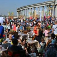 Фестиваль яблок в парке Президента. :: Anna Gornostayeva
