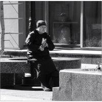 женщина за чтением :: sv.kaschuk