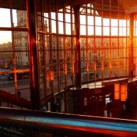 вокзал в Белорусии :: Таня