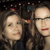 Виктория и Анастасия :: Cain Amberskii
