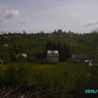 В  Ворохте :: Андрей  Васильевич Коляскин