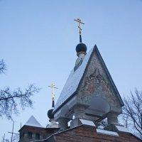 Старообрядческая церковь в Токмаковом переулке :: Владимир Брагилевский
